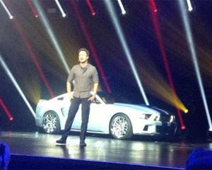 Novo game 'Need for Speed' foi um dos grandes destaques da conferência (Foto: Gustavo Petró/G1)