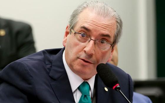Eduardo Cunha ex-presidente  da Câmara (Foto: Wilson Dias/Agência Brasil)