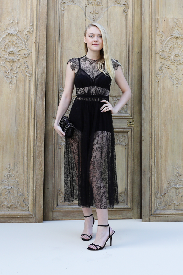 Dakota Fanning (Foto: Vittorio Zunino Celotto / Getty Images)