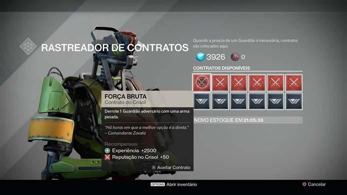 Consiga novos contratos (Foto: Reprodução/Murilo Molina)