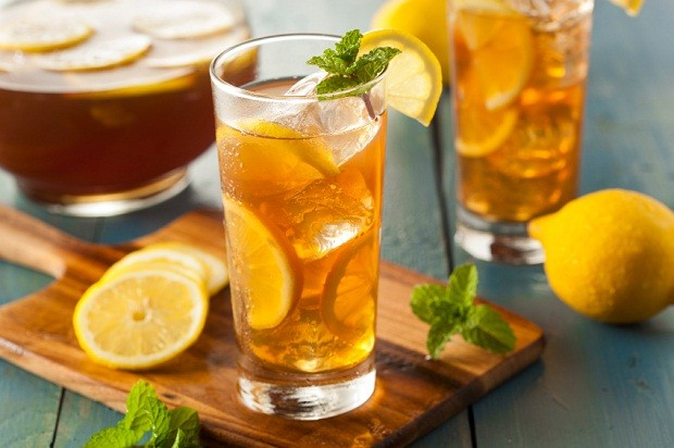 Drinques com chá são frescos e gostosos (Foto: Reprodução)
