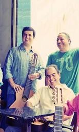 Quarteto Maogani (Foto: Silvana Marques/Divulgação)