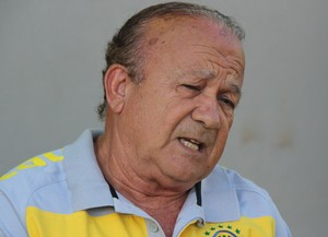 Antônio Aquino, presidente da FFAC (Foto: João Paulo Maia)