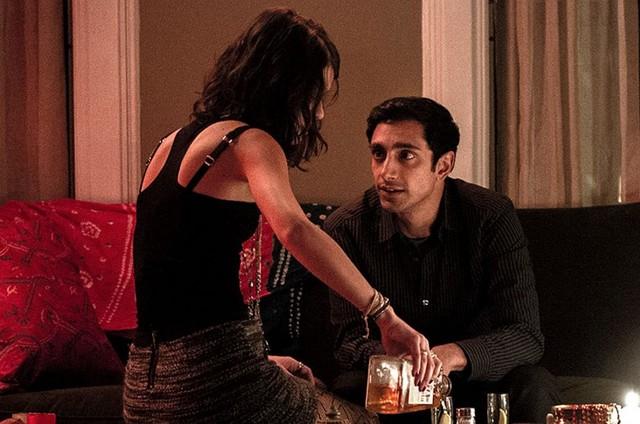 O ator Riz Ahmed em cena de 'The night of' (Foto: HBO)