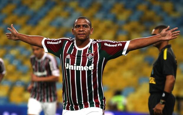 Walter, Fluminense x Boavista (Foto: Nelson Perez/Fluminense FC)