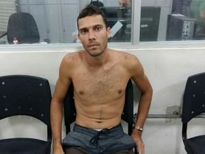 Universitário é preso suspeito de vender drogas em faculdade no Espírito Santo (Foto: Divulgação/Polícia Civil)