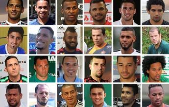BLOG: Principais clubes do Brasil contratam 171 atletas; atacante é a posição mais visada