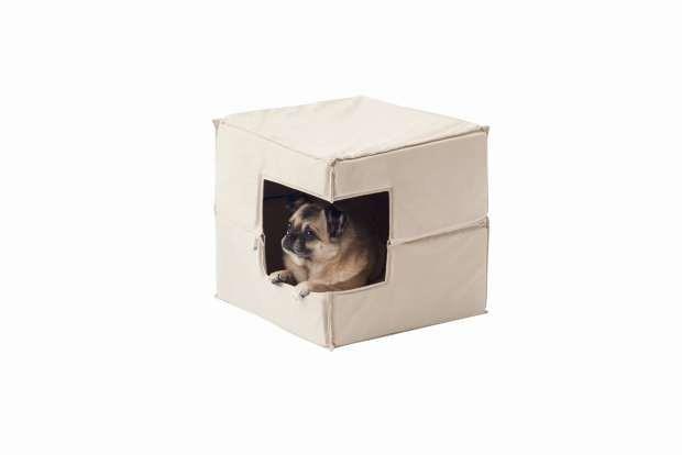 Casa Cubic para cães e gatos (Foto: Akihiro Yoshida/Divulgação)