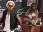 Chris Brown se livra de acusações de Liziane Gutierrez, diz site