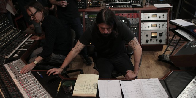 Foo Fighters - Sonic Highways (Foto: Roswell Films)