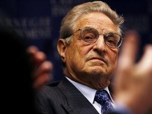 George Soros se desfaz de ações da Petrobras