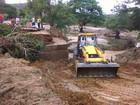Chuva mata morador e deixa quase mil desabrigados em Resplendor