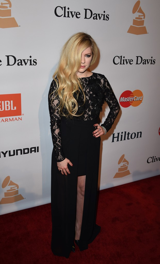 Avril Lavigne (Foto: MARK RALSTON / AFP)