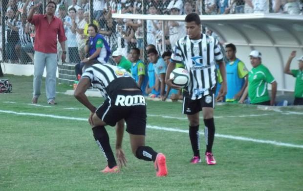 Treze, Sousa, Campeonato Paraibano, Paraíba, (Foto: Silas Batista / Globoesporte.com/pb)