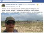 Lixo jogado no caminho de praias preocupa autoridades em Luis Correia