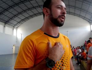 Eduardo Acioli  (Foto: Viviane Leão/GloboEsporte.com)