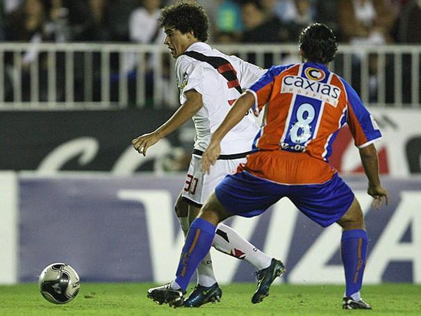 Vasco e Duque de Caxias se enfrentam pela última rodada da fase de grupos da Taça Guanabara (Foto: Agência Globo)