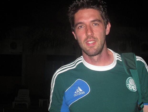 Bruno - Palmeiras (Foto: Rodrigo Faber / globoesporte.com)