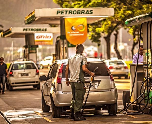 Empresa;Petrobras;BR Distribuidora (Foto: Dado Galdieri/Bloomberg via Getty Image)