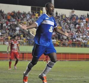 Juliano César, atacante Atlético_AC (Foto: Manoel Façanha/Arquivo Pessoal)