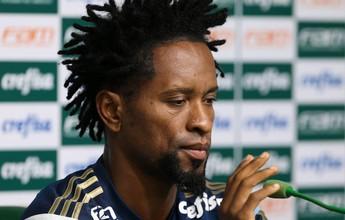 Confiante em evolução, Zé Roberto diz entender cobrança atual no Palmeiras
