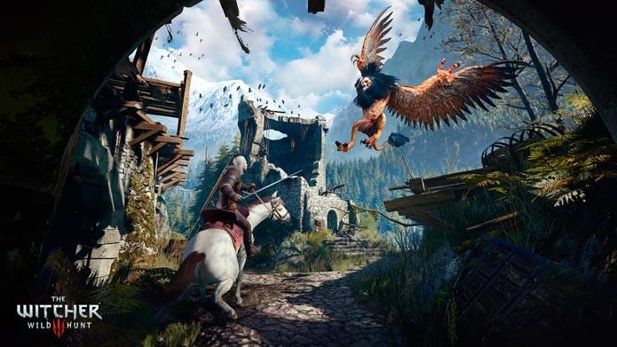 The Witcher 3 é o melhor jogo do ano (Foto: Divulgação/Steam)