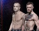 Eddie Alvarez e Conor McGregor se enfrentam no UFC 205, em Nova York
