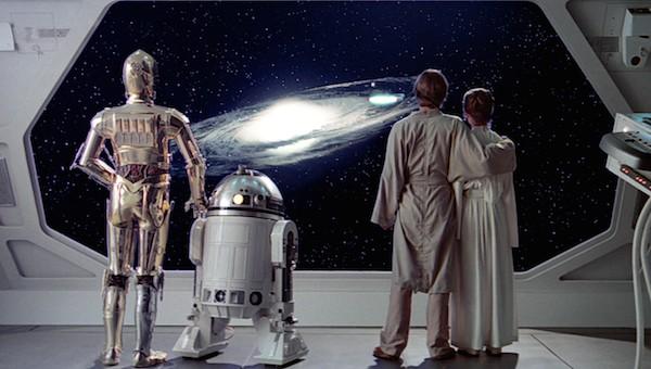 R2-D2 em cena de Star Wars: Episódio V - O Império Contra-Ataca (1980) (Foto: Reprodução)
