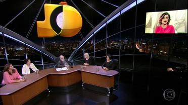 Meninas do Jô analisam o julgamento do impeachment de Dilma Rousseff