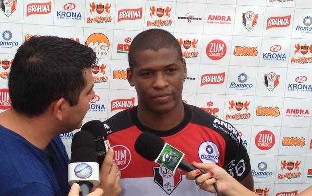 Kim, atacante do Joinville (Foto: Divulgação / JEC)