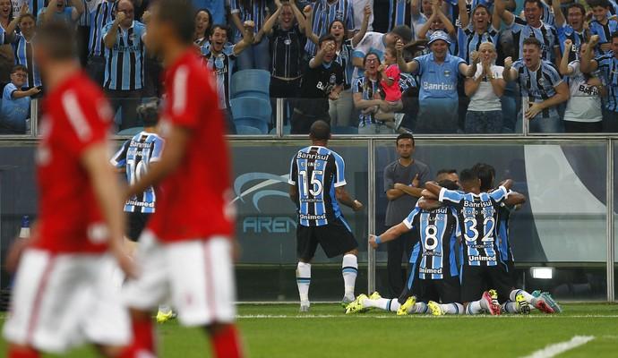 gre-nal 407 grêmio internacional arena (Foto: Lucas Uebel/Grêmio FBPA)