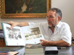 Paulo Chaves Fernandes era frequentador assíduo da Livraria Jinkings. (Foto: Roberto do Vale / O Liberal)