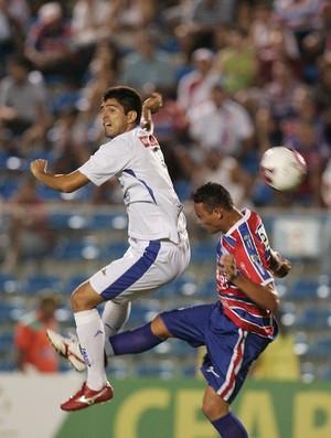 Tiradentes x Fortaleza pelo Campeonato Cearense (Foto: Tuno Vieira/ Agência Diário)