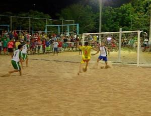 Galinhos beach soccer (Foto: Reprodução)