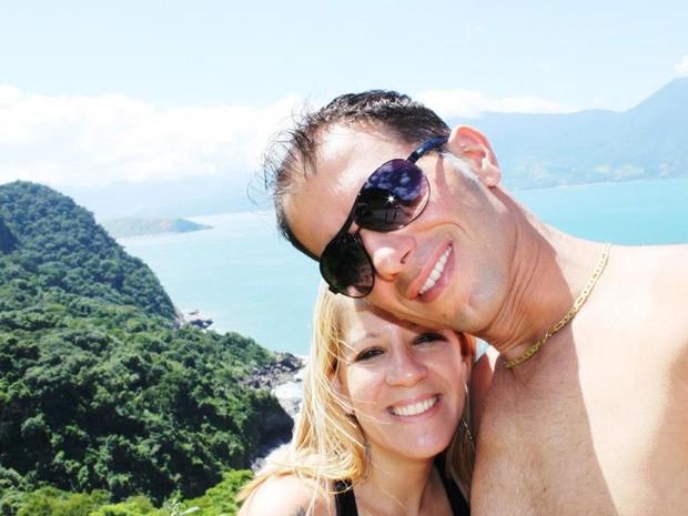 Sérgio e Fernanda foram casados e haviam se separado (Foto: Reprodução/Facebook)