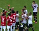 Vasco e Vila são multados por briga entre torcidas; STJD absolve Diguinho