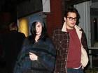 Katy Perry e John Mayer têm noite romântica nos Estados Unidos