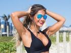 Mayra Cardi celebra fama: 'Querem saber o tempo inteiro da minha vida'