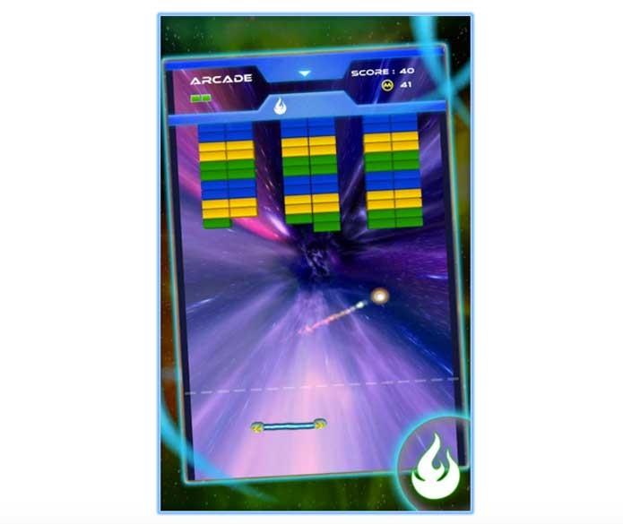 Smash é outro clone divertido, mas no Android (Foto: Divulgação/Magma Mobile)
