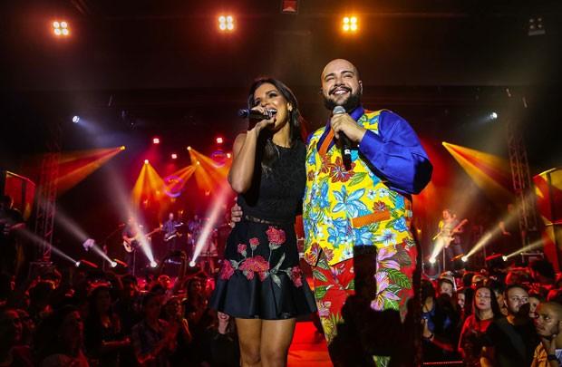 Mariana Rios e Tiago Abravanel  (Foto: Raphael Castello/AgNews)