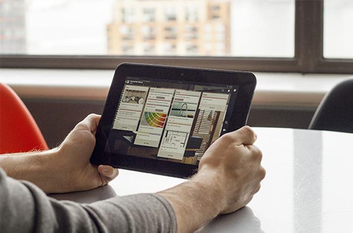 Trello também tem edição específica para o Kindle Fire, da Amazon (Foto: Divulgação/Trello)