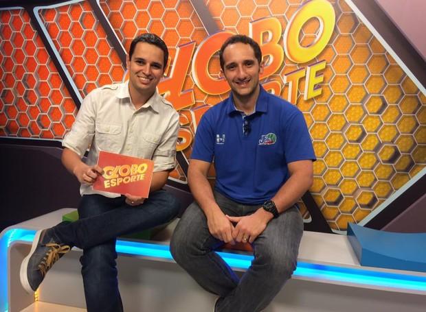 Globo Esporte completa três anos na Zona da Mata e Vertentes (Foto: Divulgação)