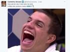 Prova do líder do 'BBB 17' com familiares rende memes na web