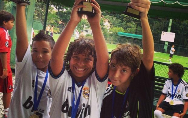 Aline Barros comemorou o aniversário de 10 anos do filho Nícolas (Foto: Divulgação)