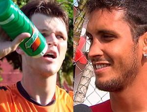 douglas e renan (Foto: Arte/Globoesporte.com)