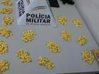 Dois são detidos com quase 400 porções de cocaína em Uberlândia