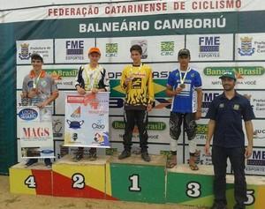 Copa do Brasil de BMX (Foto: Divulgação)