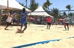 Etapa de abertura do Circuito Paraibano de Tênis de Areia contou com mais de 100 atletas