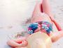 Kelly Key exibe o barrigão na reta final da gravidez: 'Faltam 6 dias'