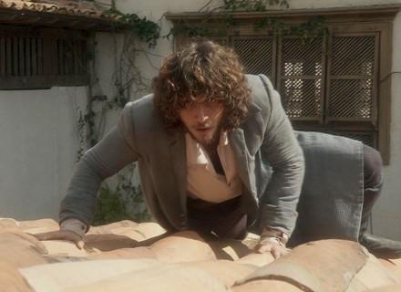Joaquim corre risco ao invadir casa de Thomas